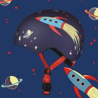 medium-Micro Helmet Rocket Static